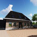 Woning Zijlstra Tolbert - voorzijde